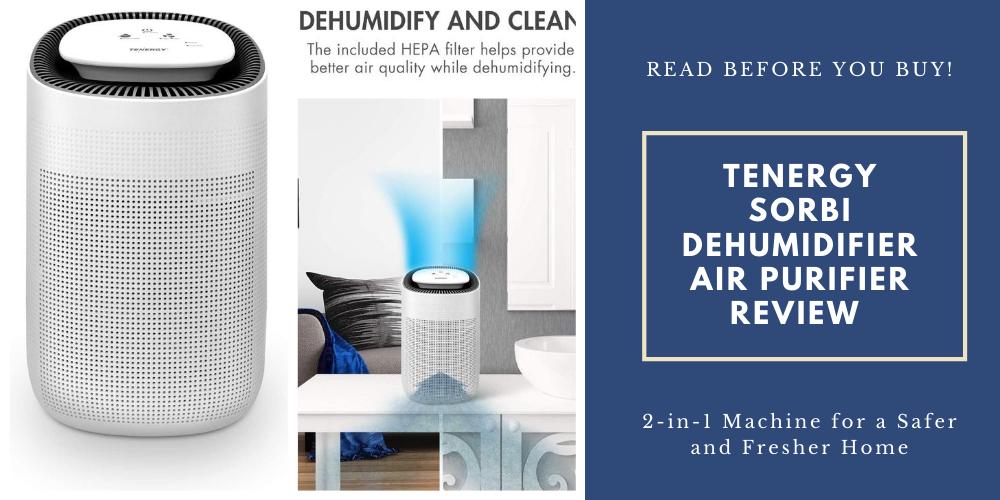 tenergy sorbi dehumidifier air purifier in 2020 Air