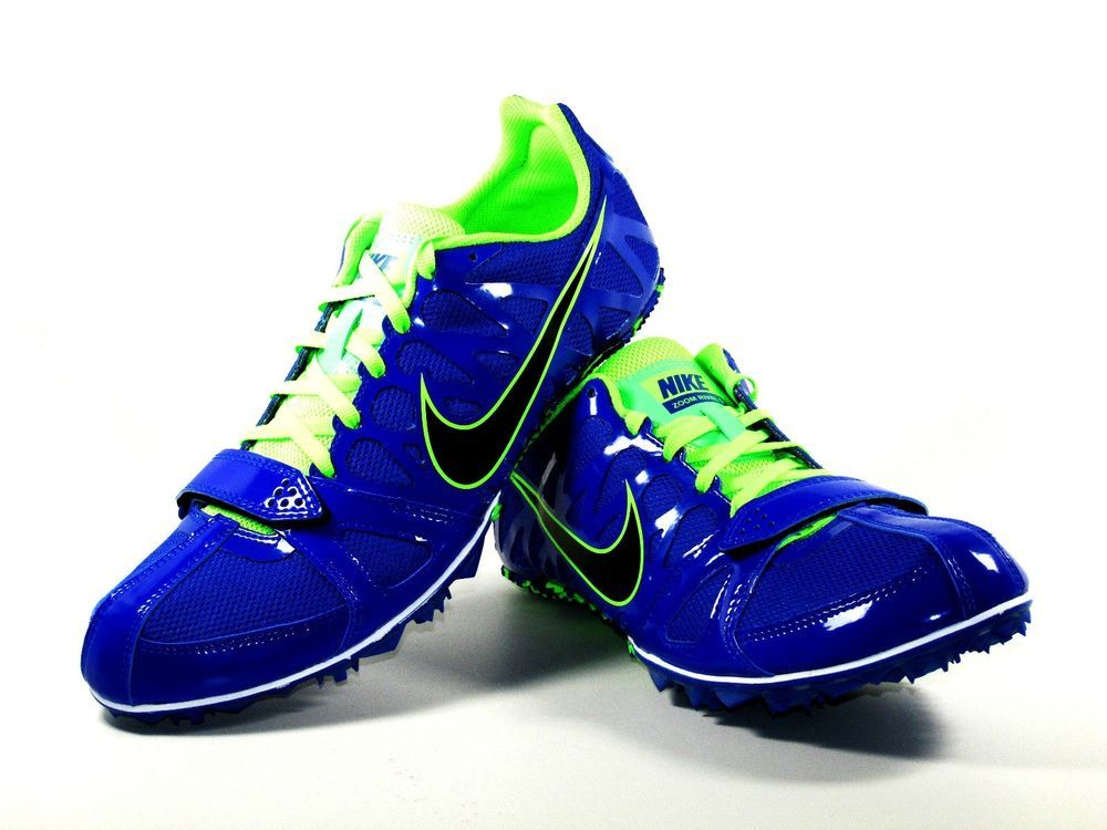 Mens Nike Zoom Rival 6 Sprinters Running Track Spikes Size