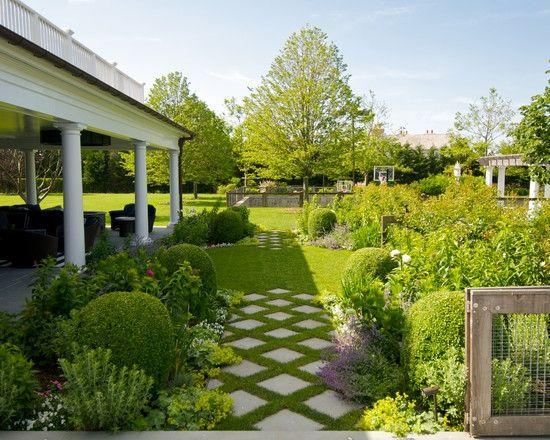 garten ideen moderne-gestaltung design üppige pflanzen Garten - garten ideen gestaltung