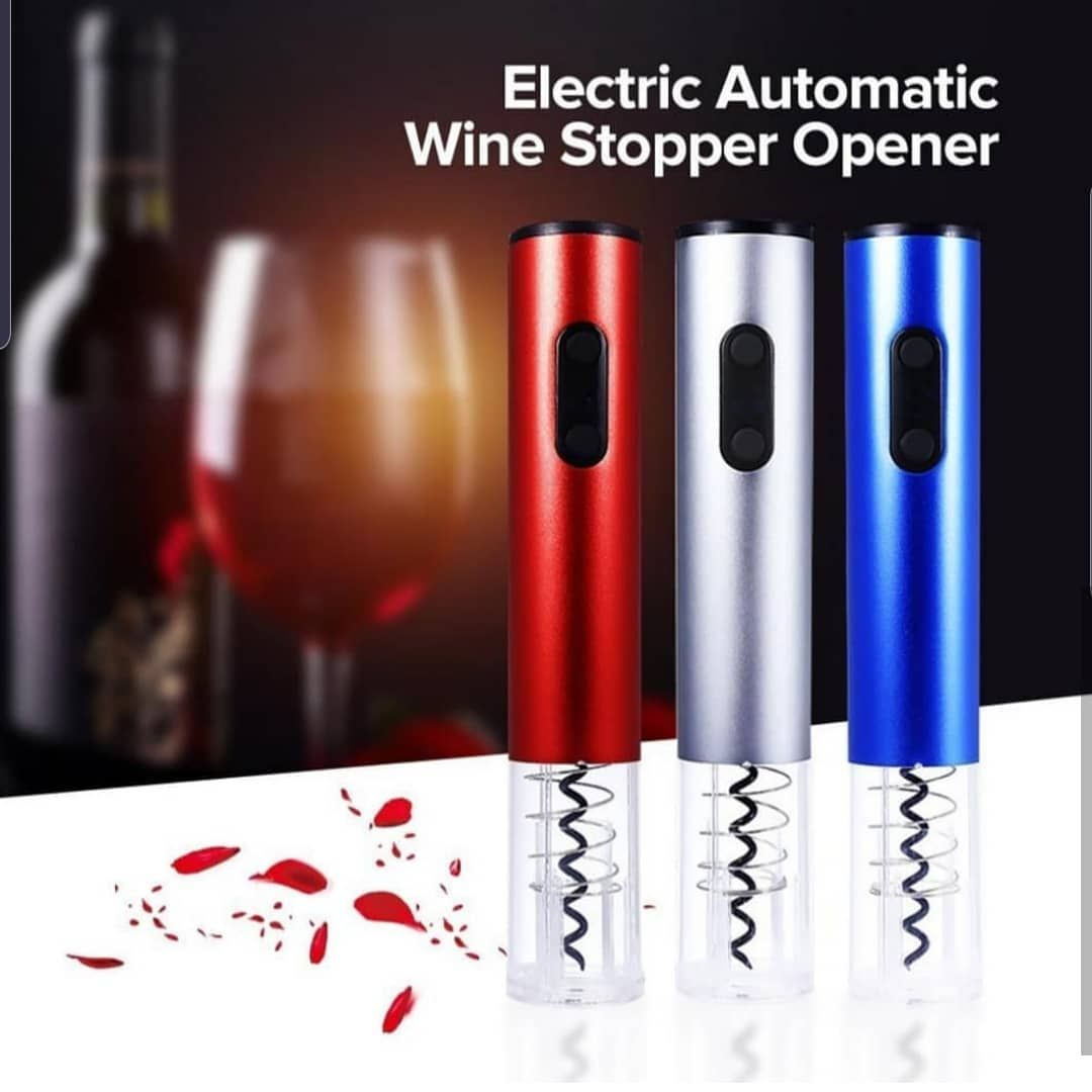 Electric Wine Stopper Easiest Way To Open A Bottle Of Red Electric Wine Bottle Opener Electric Wine Opener Wine Bottle Opener