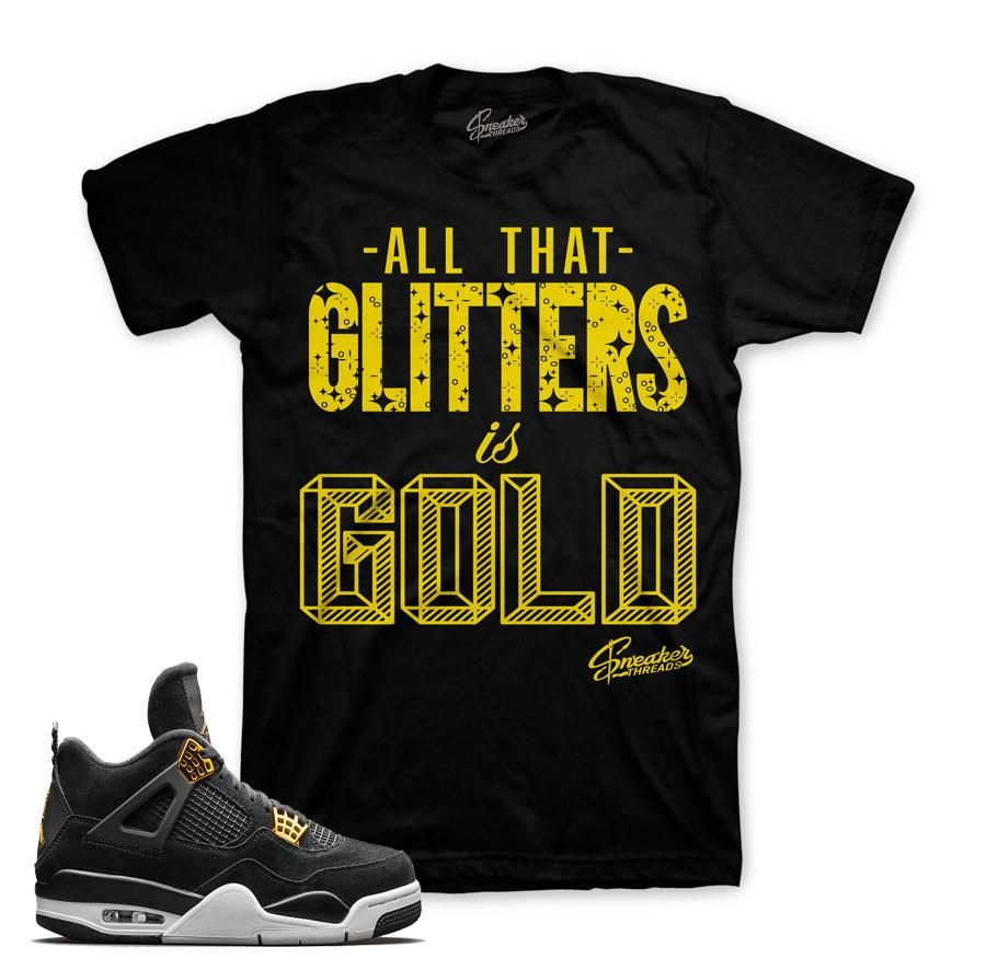 ae2f8ca6aa7f Jordan 4 royalty sneaker match tees retro 4s royalty.