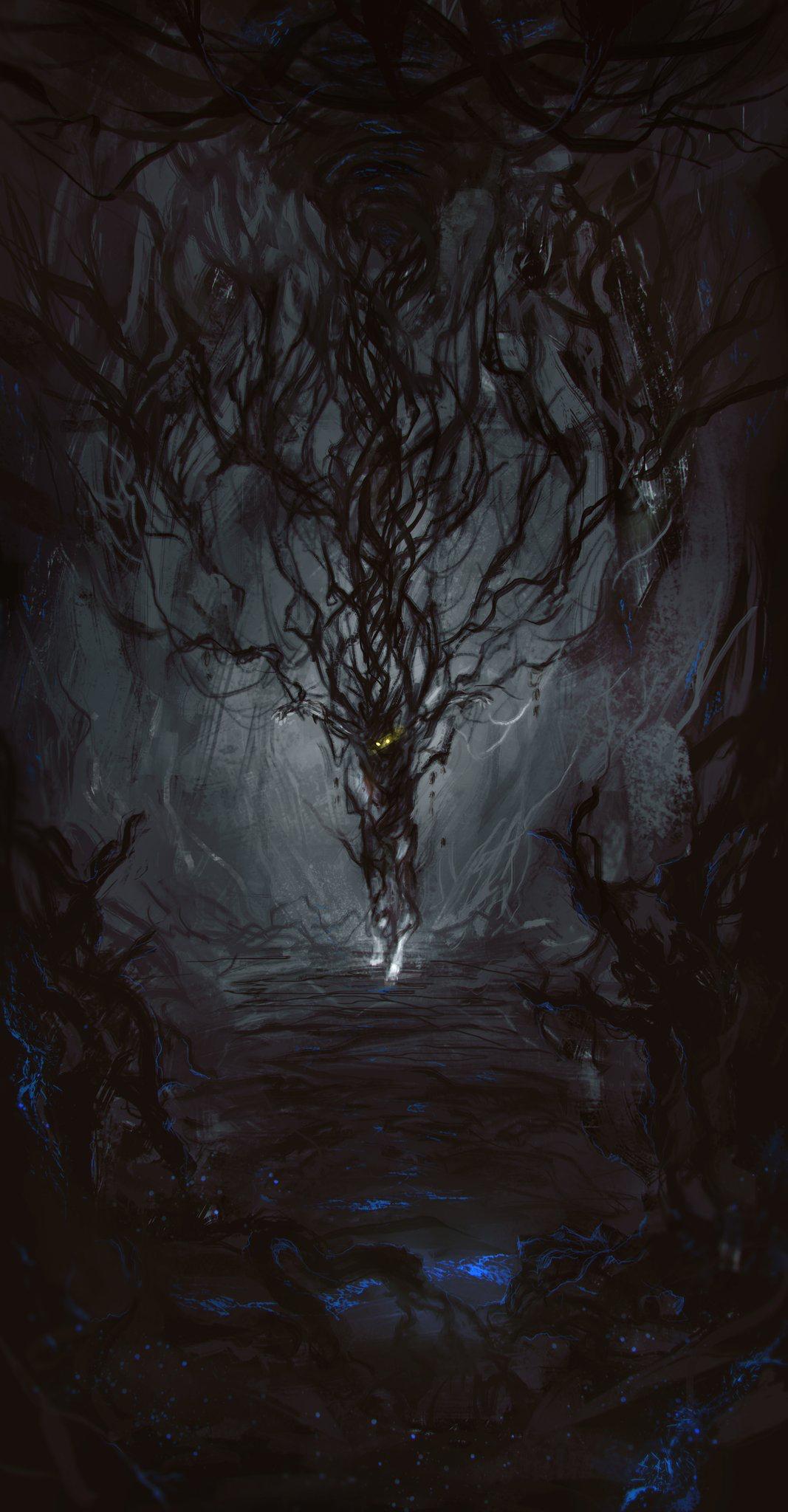 Dark Art Gallery Fantasy