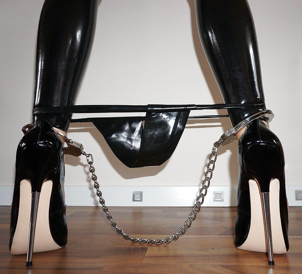 slave forced fem bondage vid