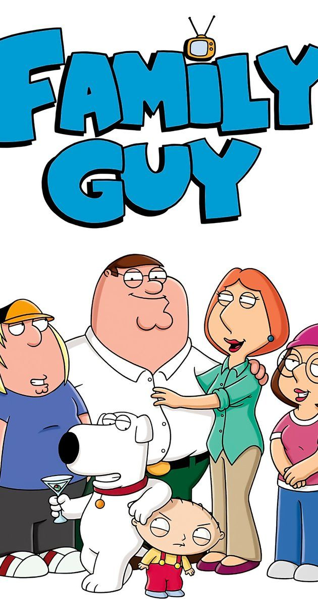 Family Guy Tv Series 1999 Family Guy Season Family Guy Family Guy Tv