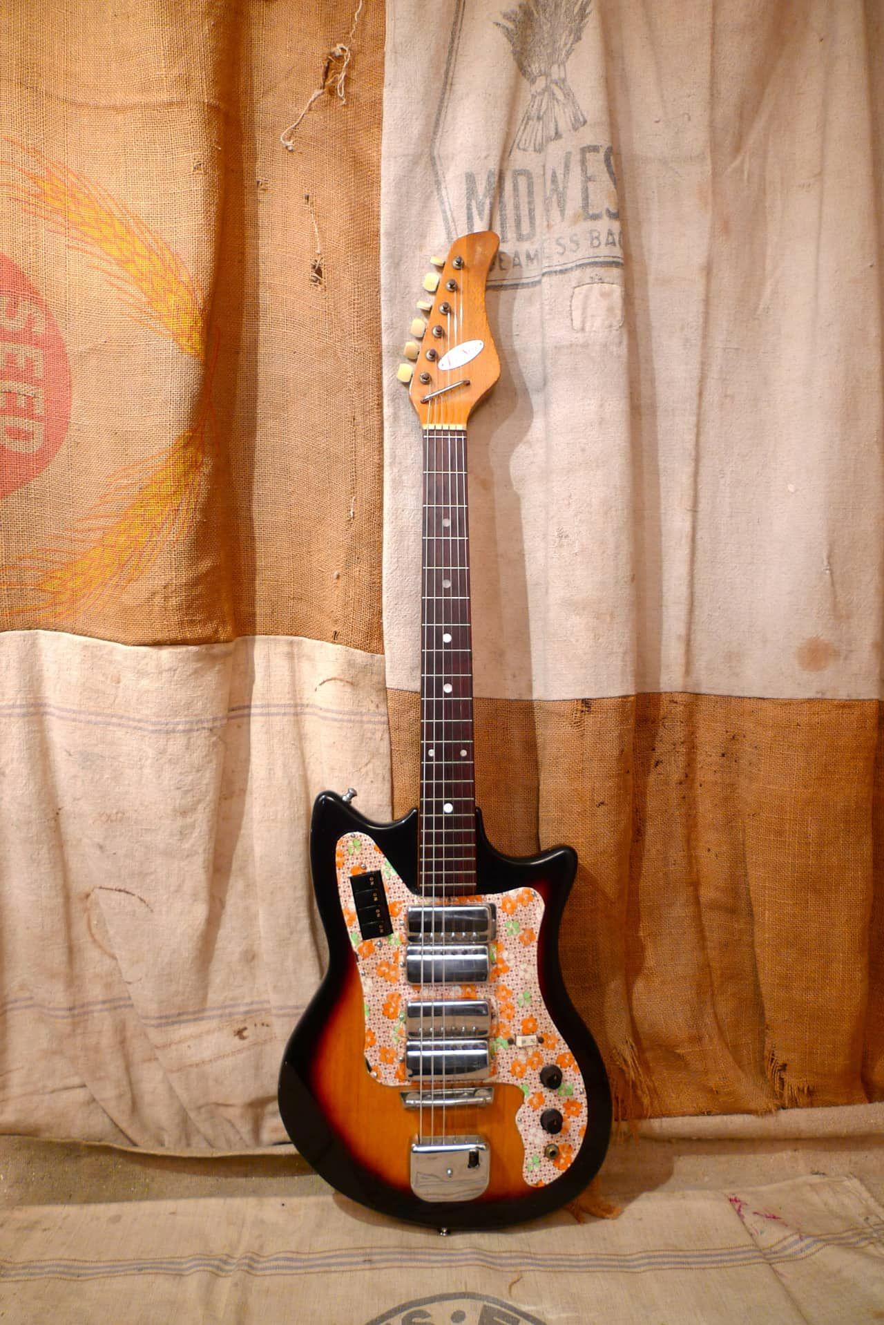 Telestar Solid Body 1960 S Sunburst Southside Guitars Reverb Vintage Guitars Acoustic Guitar Vintage Guitars For Sale