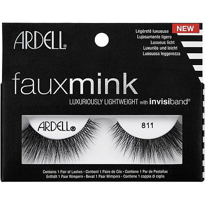 6a83ae1b155 Ardell Faux Mink Lash #811   Putting on My Face   Ardell lashes faux ...