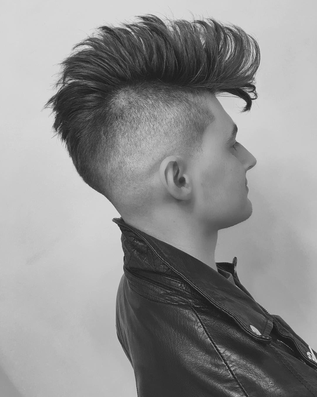 2016 2015 curly hair men mens hairstyles mohawk