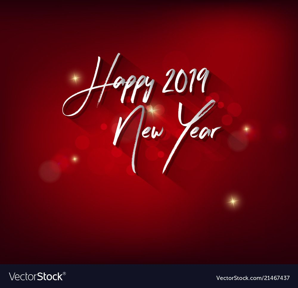Happy Christmas 2019 new year