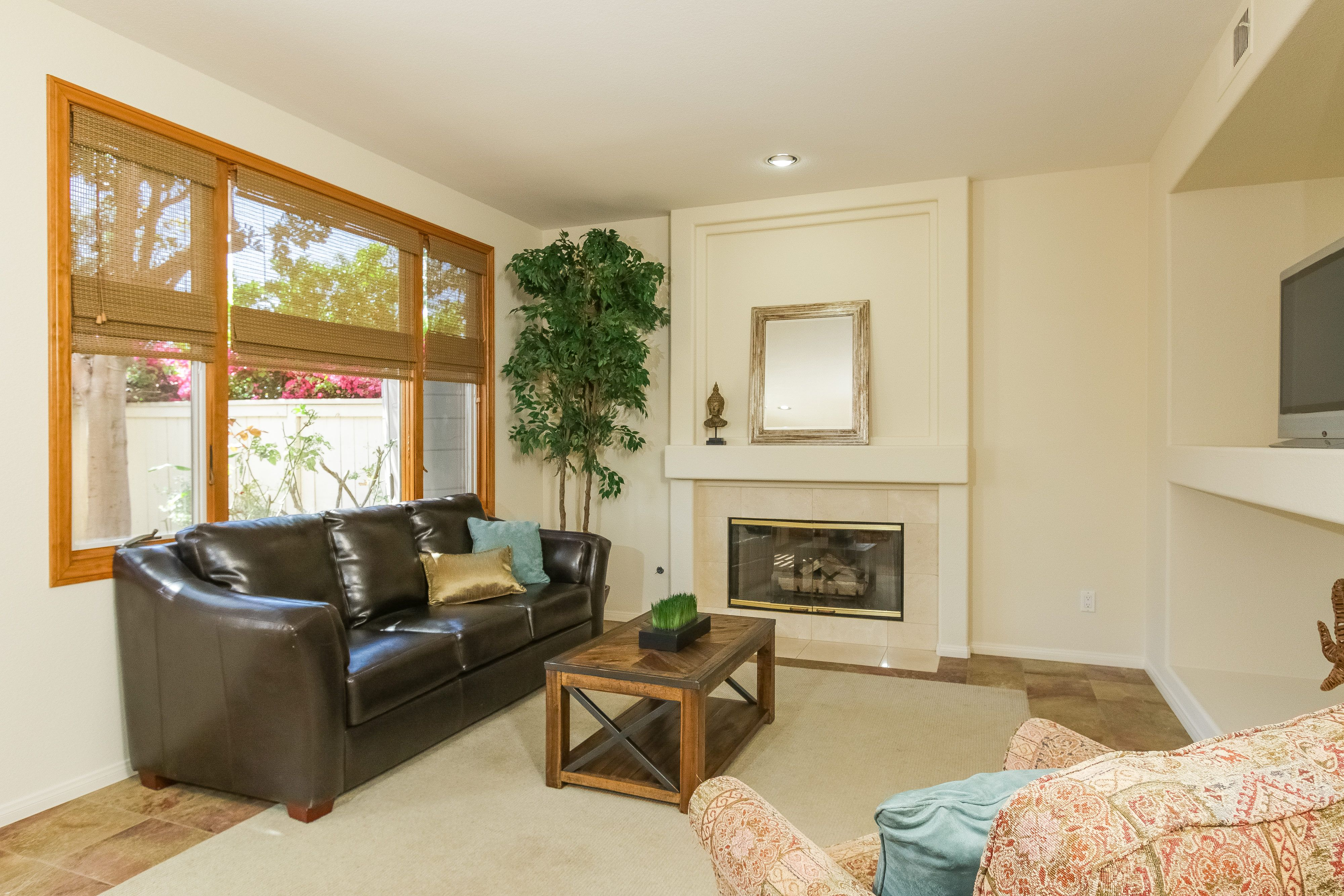 Cozy Family Room In This Renaissance Community Home At The Utc Adorable The Living Room San Diego 2018