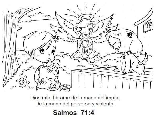 Libros Cristianos Infantiles Coloreando Mis Versículos Favoritos