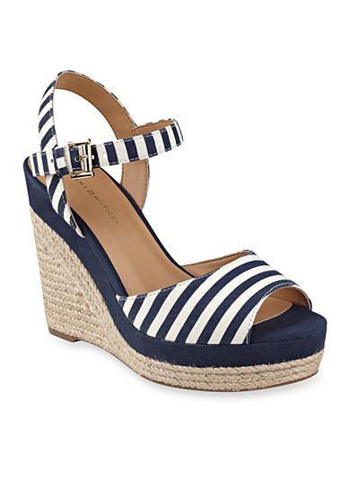 41e6c1d7 Tommy Hilfiger Kali Espadrille Wedge Sandal | Summer Style ...