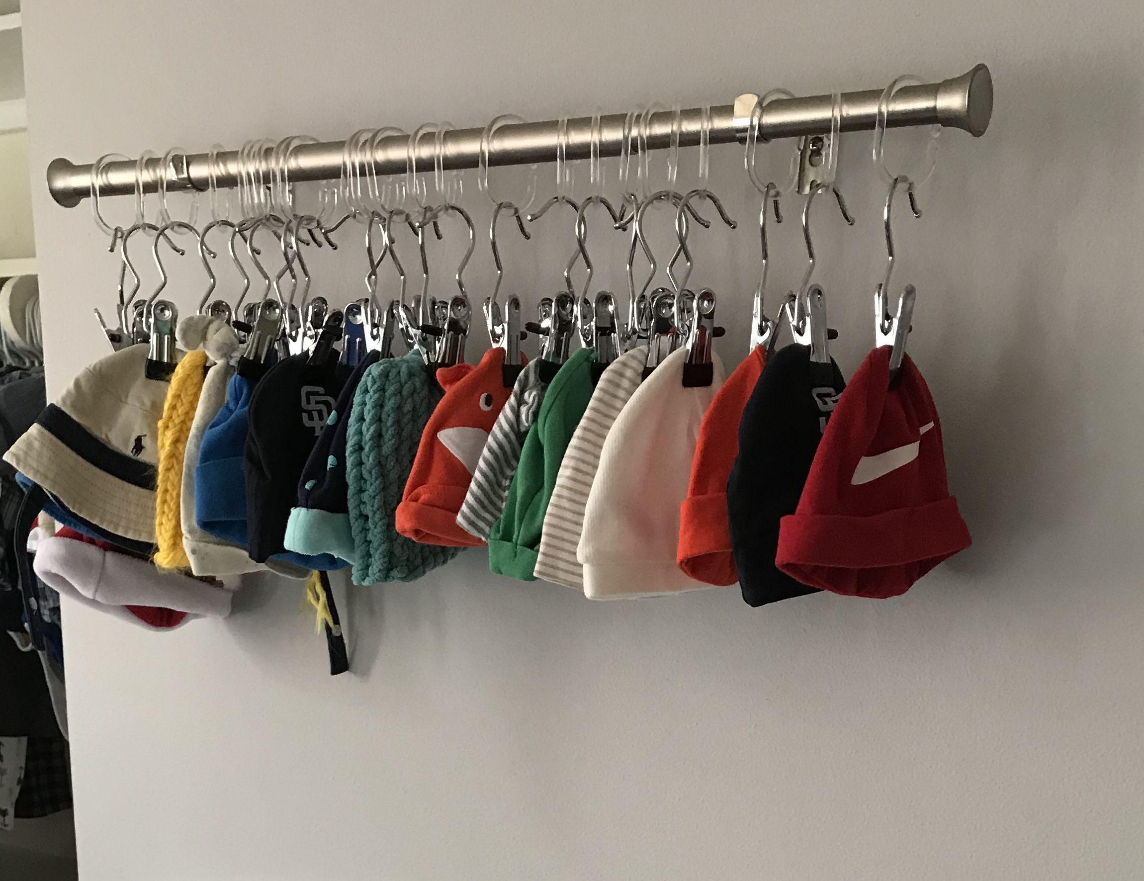 Beanie Hat Rack Diy Baby Boy Nursery Baby Hat Rack Baby Hat Storage Scarf Storage