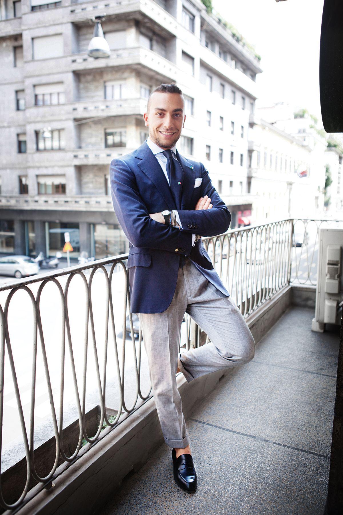 Massimiliano Andreacchio Caraceni- Faces of Luxury. www.albertalagrup.com