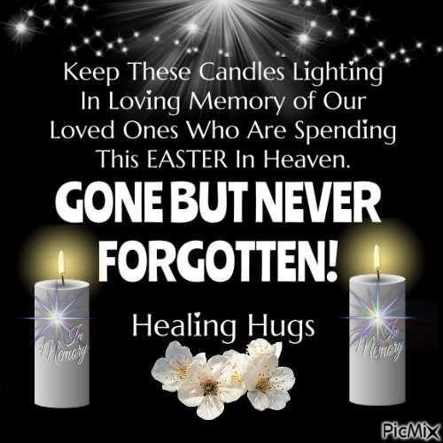 Download Keep This Candle Burning For Loved Ones In Heaven This ...