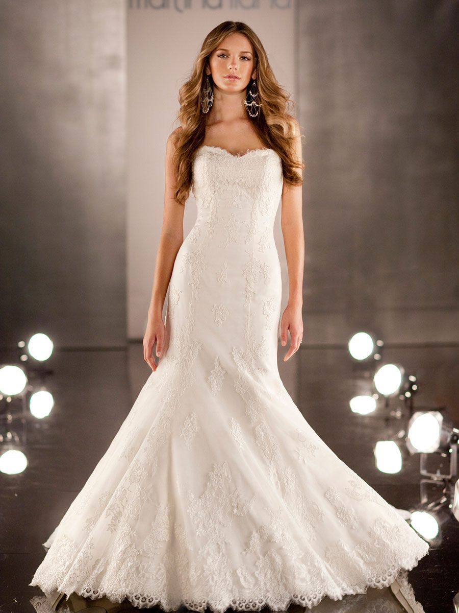 Timeless fit flare sweetheart embroidered lace mermaid wedding timeless fit flare sweetheart embroidered lace mermaid wedding dress new wedding dresses 2013 ombrellifo Images