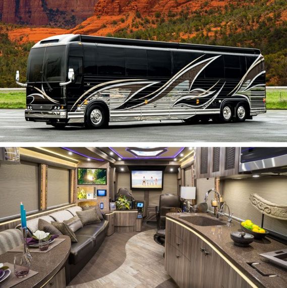 Products Archive Marathon Coach bus luxury bus in