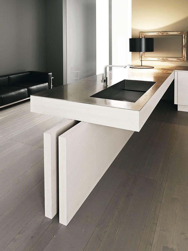 Yara Kitchen Cesar Simple By Design Peninsula Kitchen