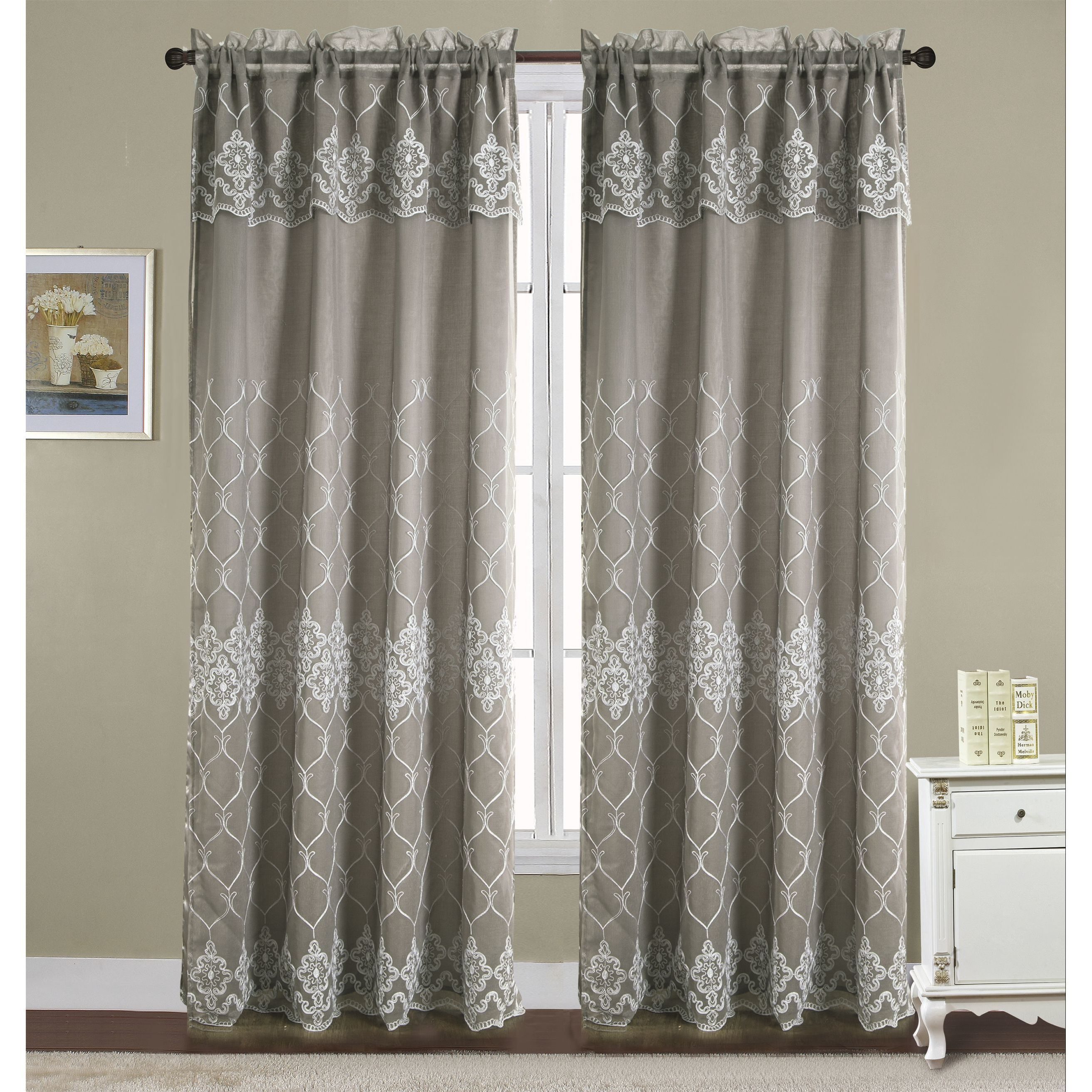 inch long windows hardware drapery valancei olive i splendid with amazon restoration attached blinds ideas curtain green design com curtains drapes and panels