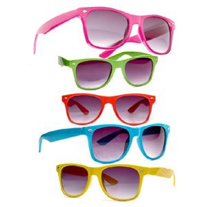 oculos de sol coloridos 1   Festa sunshine   Pinterest ab0924a922