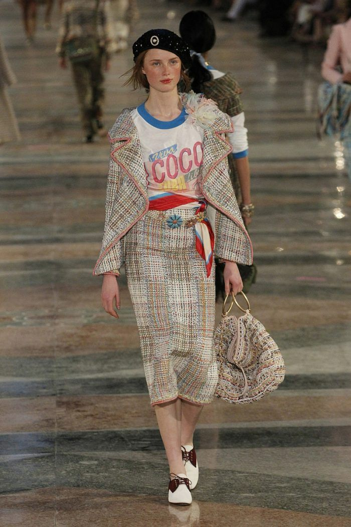 Chanel resort