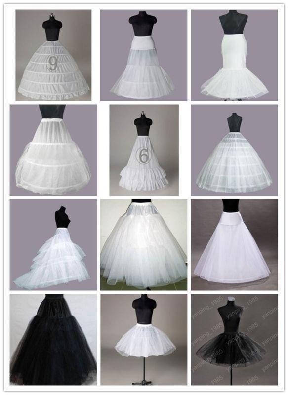 Details zu 2016 Neu Petticoat Unterrock Kleid Unterkleid Reifrock ...