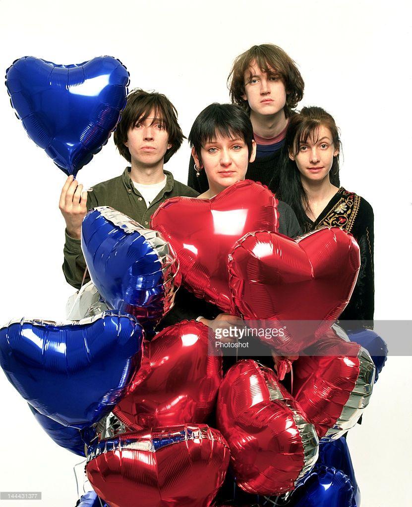 Portrait Of My Bloody Valentine (Kevin Shields, Debbie Googe, Colm Ou0027Ciosoig