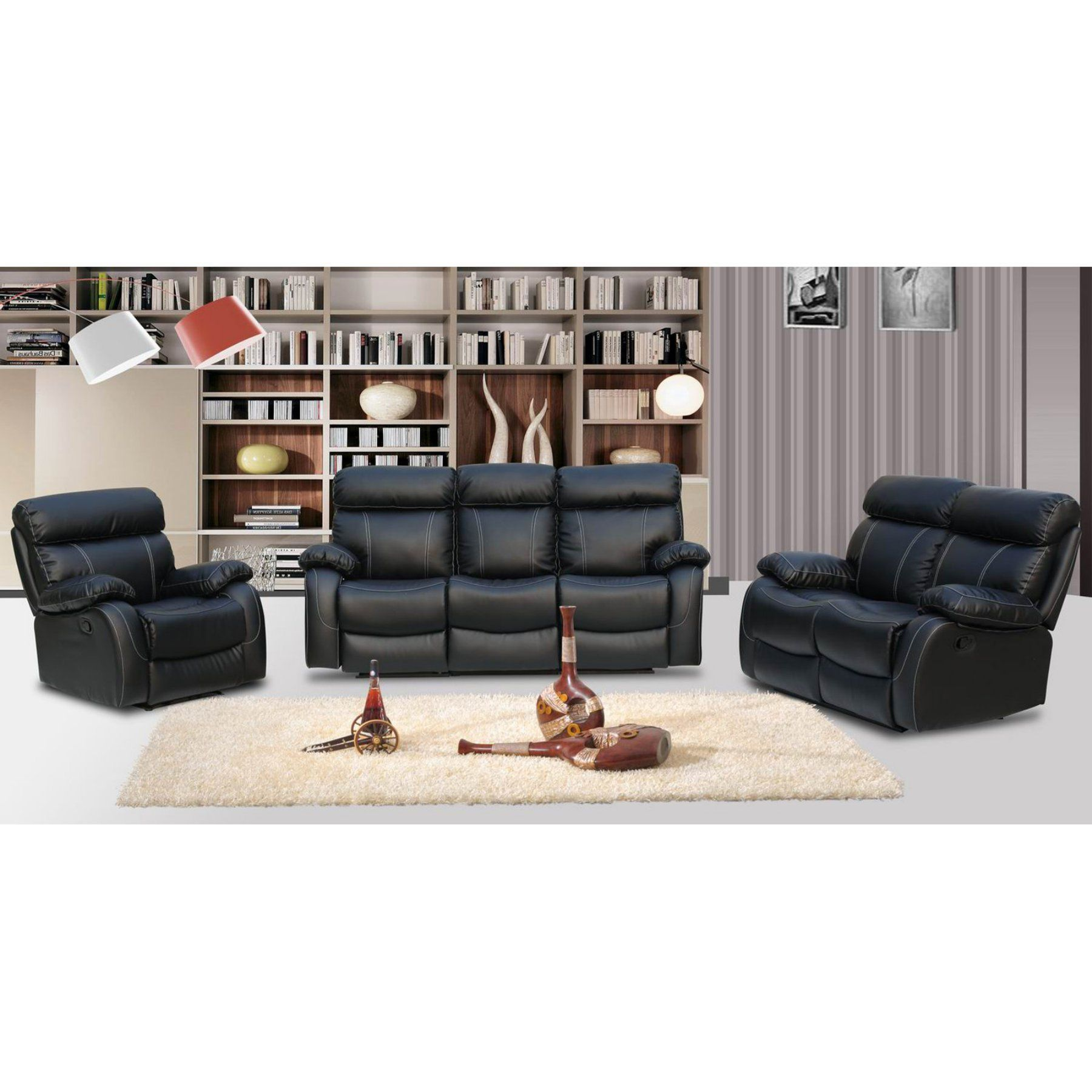 primo international chateau penache reclining sofa 16661 canape lit canape et causeuse