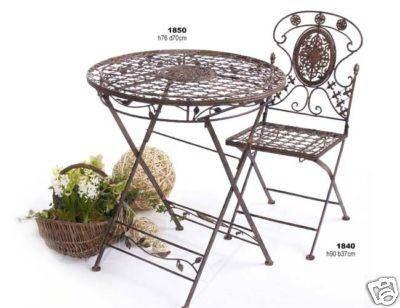 Avis Tisch Und 2 Stuhle Als Set Plantas Jardin Jardines Plantas