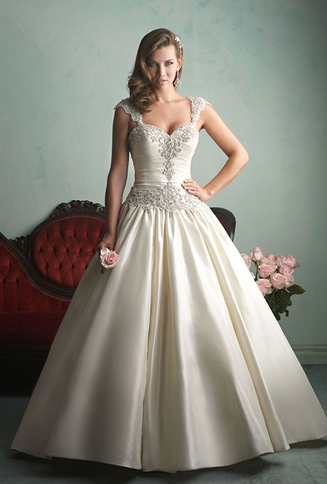 Brides How To Find The Perfect Wedding Dress For Your Body Type
