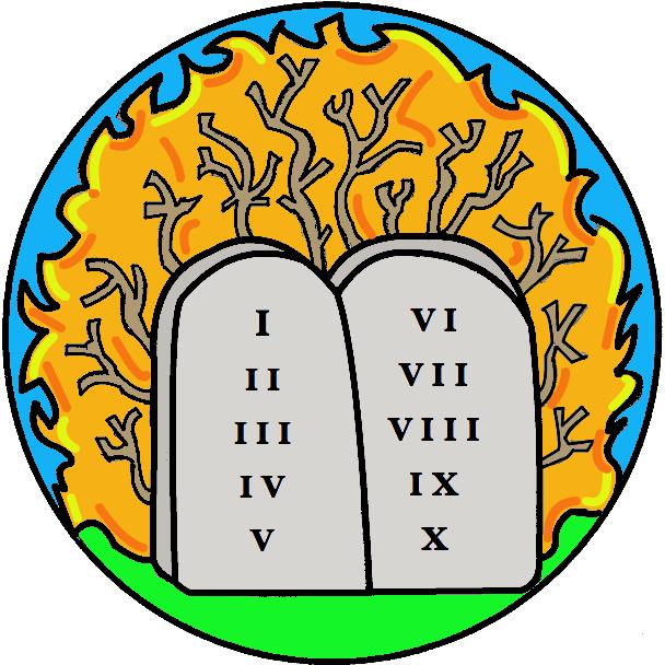 Advent jesse tree. Free clip art calendar