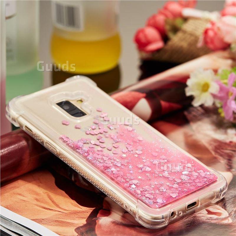 4cb8b3ba3ca459 Dynamic Liquid Glitter Sand Quicksand TPU Case for Samsung Galaxy A8 2018  A530 - Pink Love Heart #guuds #samsung #galaxy #a82018 #phonecase #case # cover ...