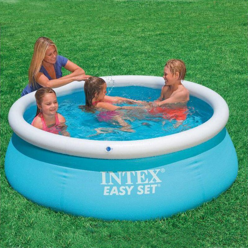 Portable Inflatable Pool Inflatable Pool Family Inflatable Pool Inflatable Swimming Pool