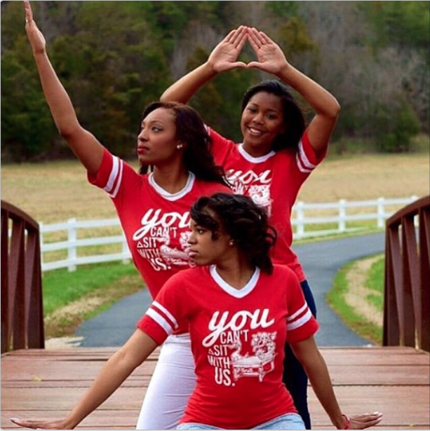 Duck Walk Fortitude Pyramid My Sorority Delta Sigma Theta
