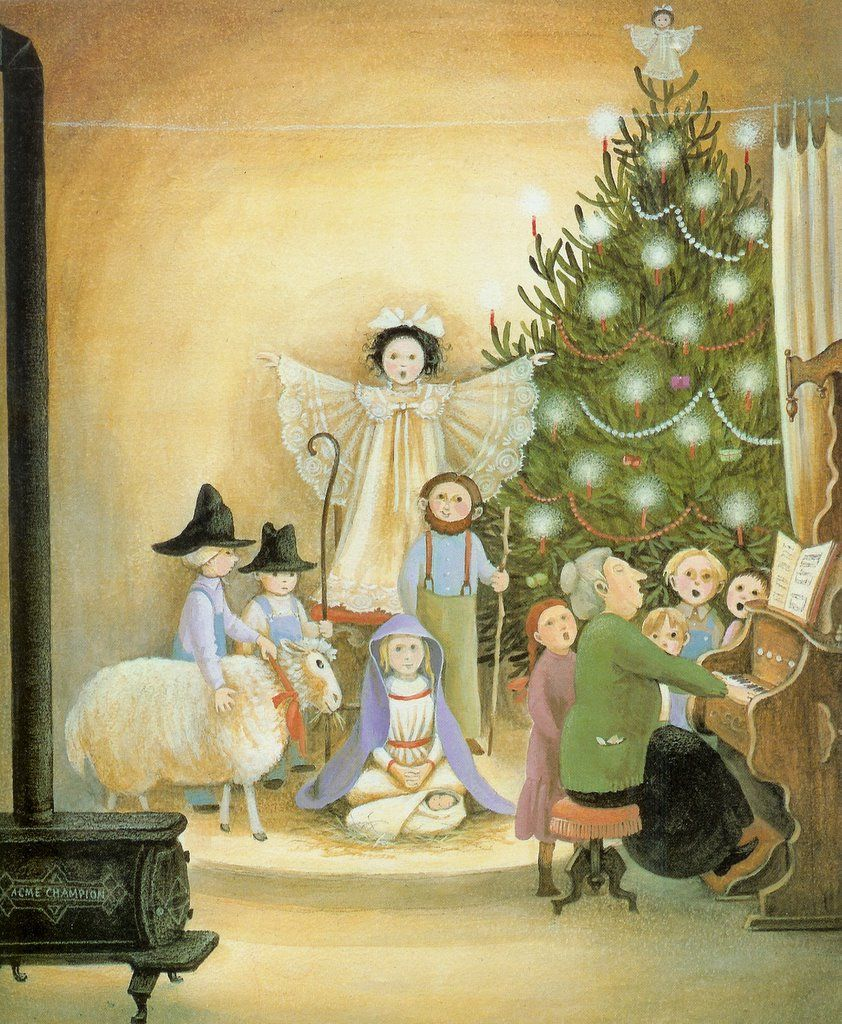 the year of the perfect christmas tree an appalachian story by gloria houston illustrated by barbara cooney - The Year Of The Perfect Christmas Tree