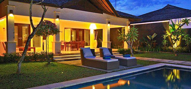 Deluxe Pool Villa Two Bedroom - Villa Seminyak Estate & Spa
