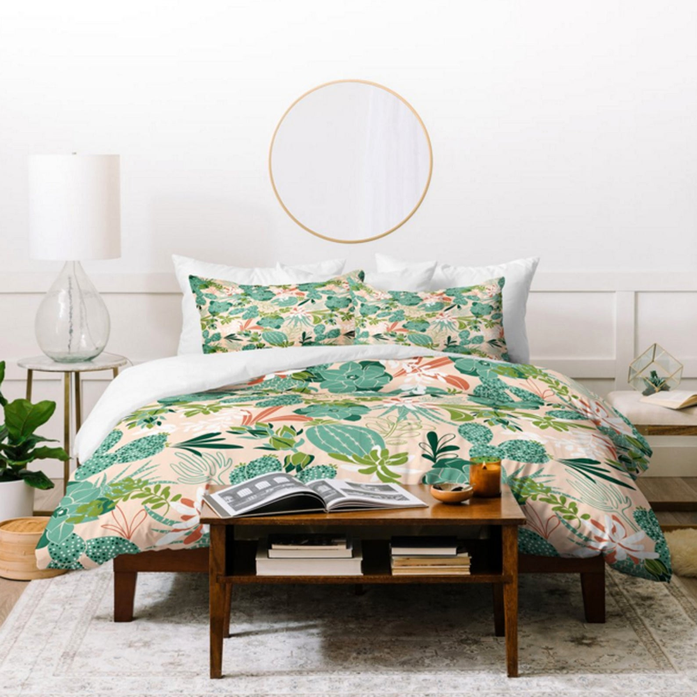 Boho Duvet Cover // Twin Queen King Sizes // Bedding