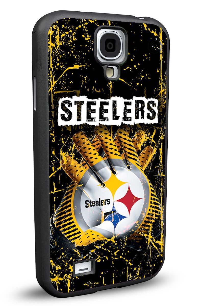 competitive price c2d30 27a1a Pittsburgh Steelers Cell Phone Hard Case for Samsung Galaxy S5 ...