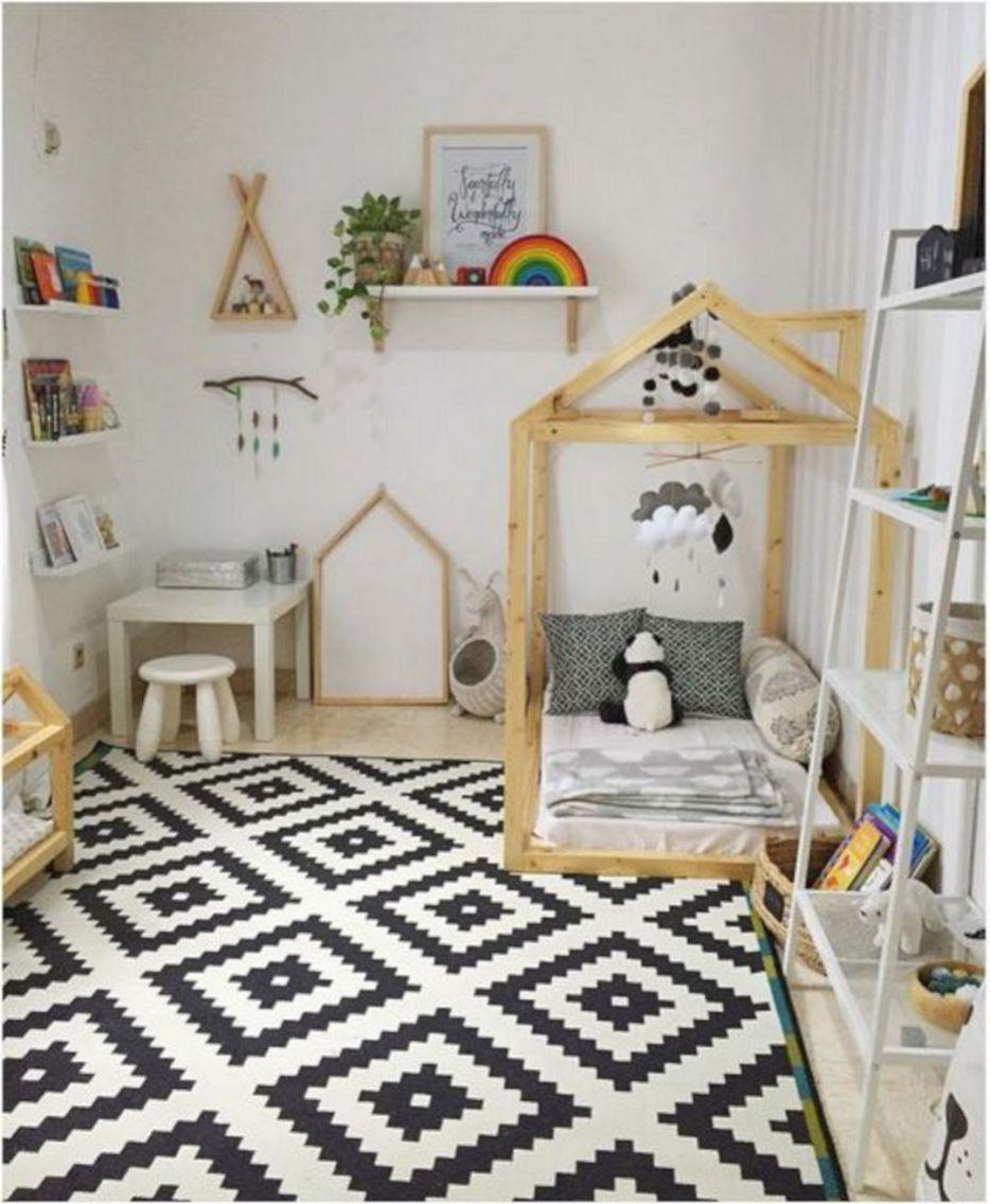55 Best Montessori Bedroom Design For Happy Kids Pinterest Montessori Bedroom Happy Kids