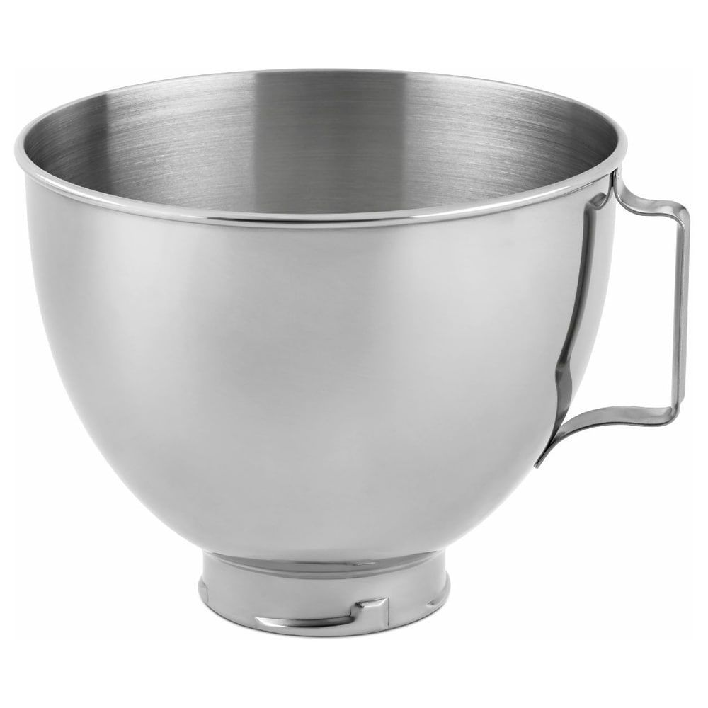 Kitchenaid stainless steel 45quart mixing bowl with