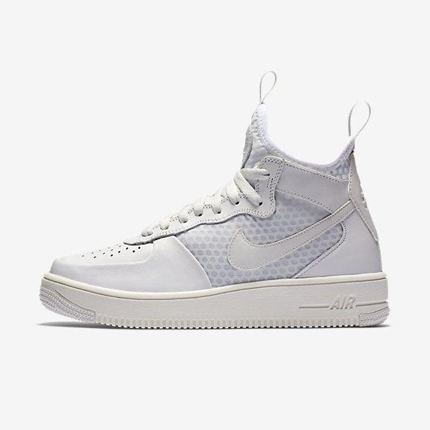 Nike Air Force zapato 1 Force Ultraforce Mediados De zapato Force 1 De Mujer 941fcc
