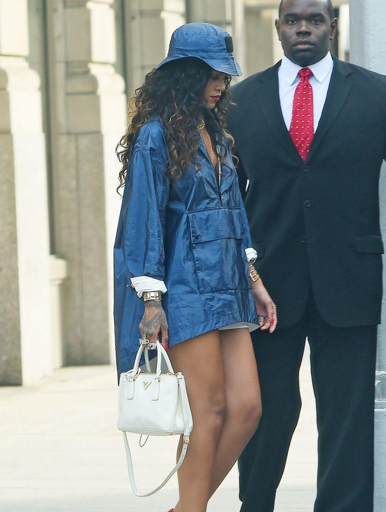 00b51eec5d60 The Many Bags of Rihanna