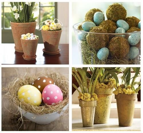 Pretty Easter Decorating Ideas