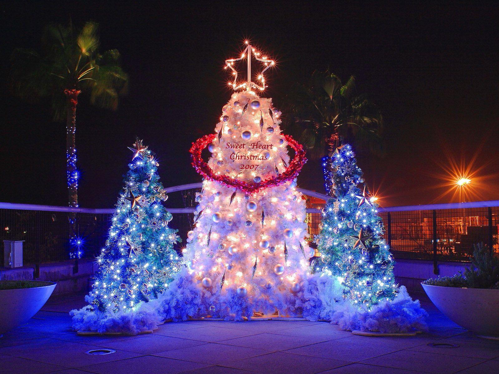 christmas lights pictures Christmas Lights Wallpapers