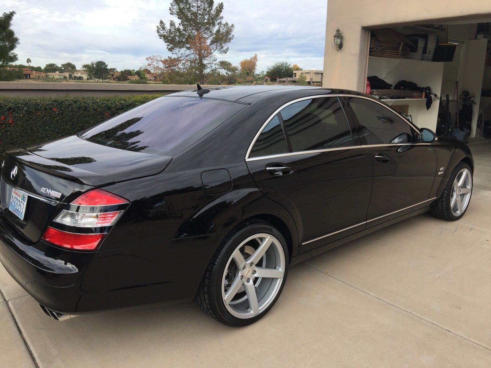 Awesome Amazing 2008 Mercedes Benz S Class Base Sedan 4 Door 2008