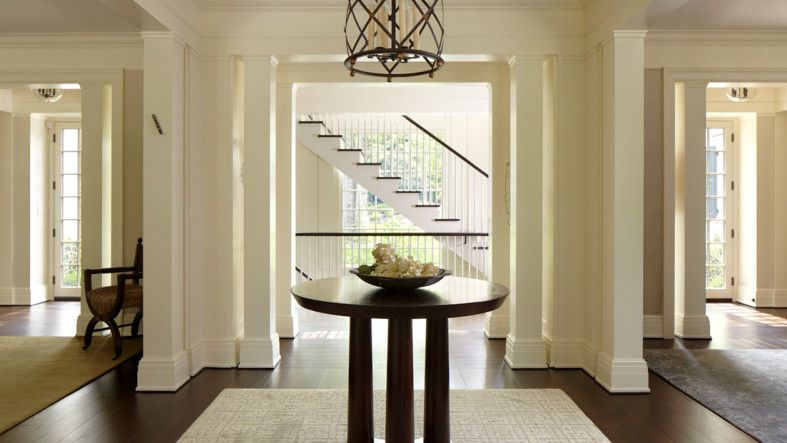 Entry Hallways Sandra Oster Interiors Greenwich Ct Interior Designer Fairfield County