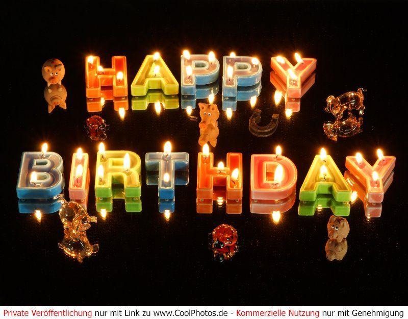 Coolphotos De Geburtstagskarten Happy Birthday Alles Gute