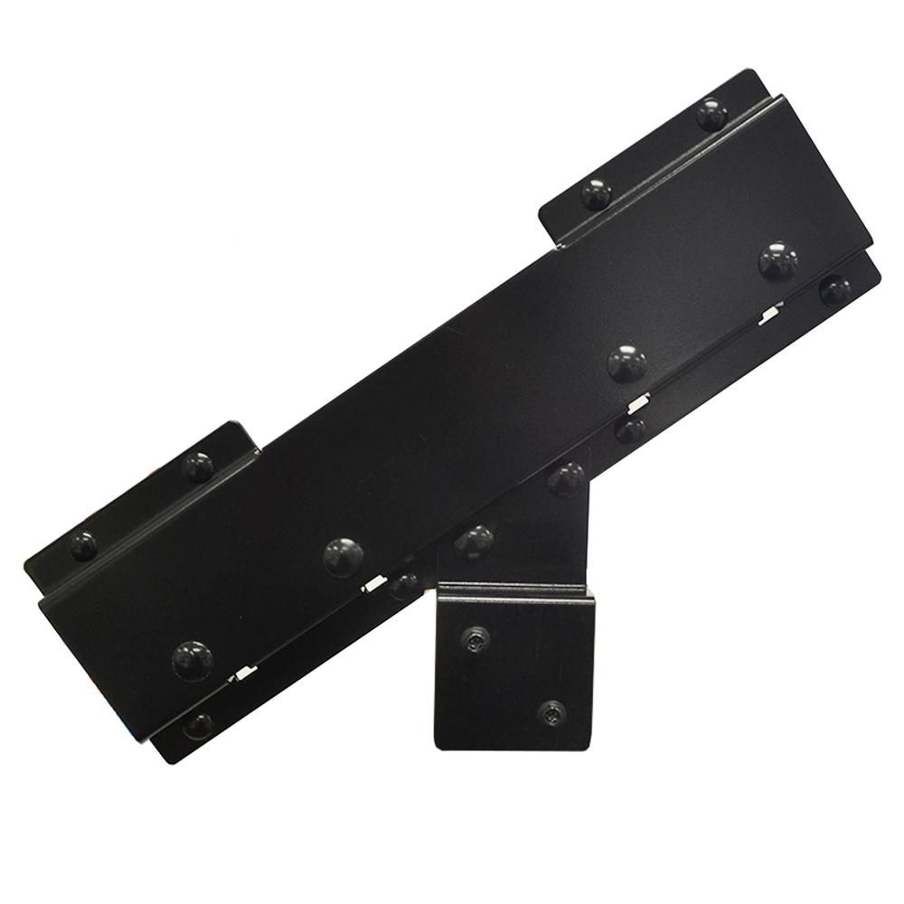 Best Pylex Connector For Steel Stair Stringer Black Includes 1 400 x 300
