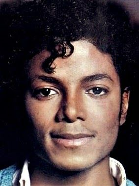 Michael Jackson 1984 Photography: Todd Gray