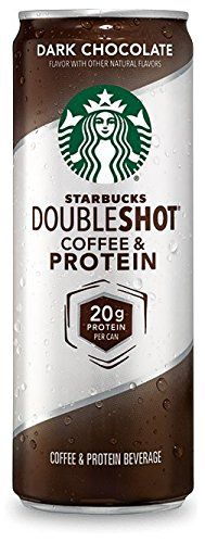 Starbucks Double Shot Protein 11 Oz 12 Pack (Dark Chocolate) * More info could be found at the image url.
