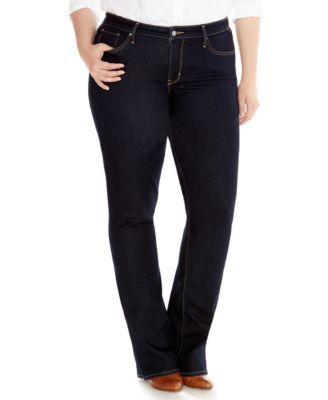 b42a1df14a5 Levi s® Plus Size 315 Shaping Bootcut Jeans